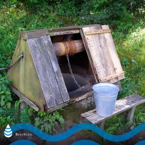 Виды колодцев для воды