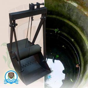 Ручной грейфер для других целей и резервуаров
