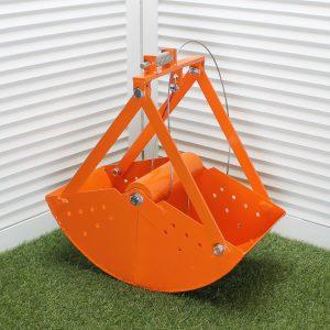 Грейфер оранжевый