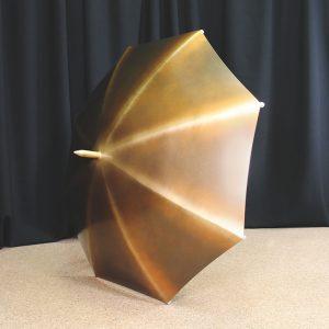 Металлический зонт