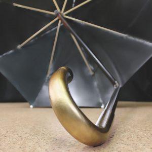 Зонтик металлический