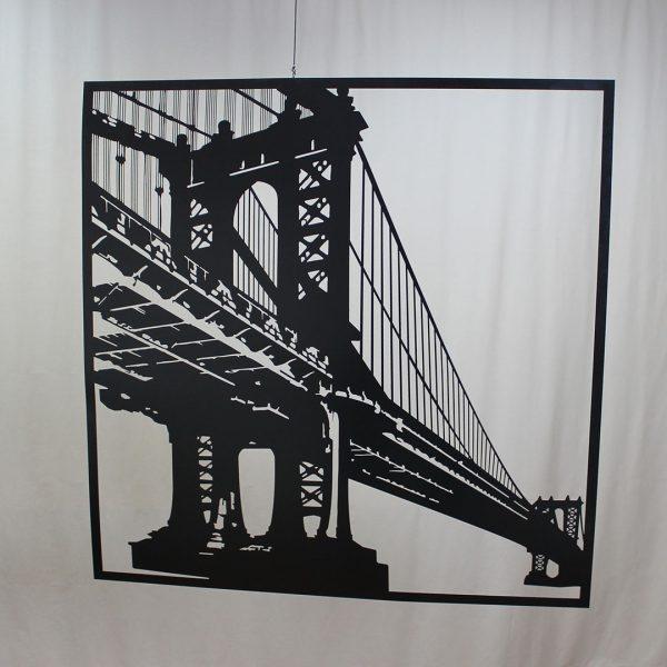 Панно бруклинский мост