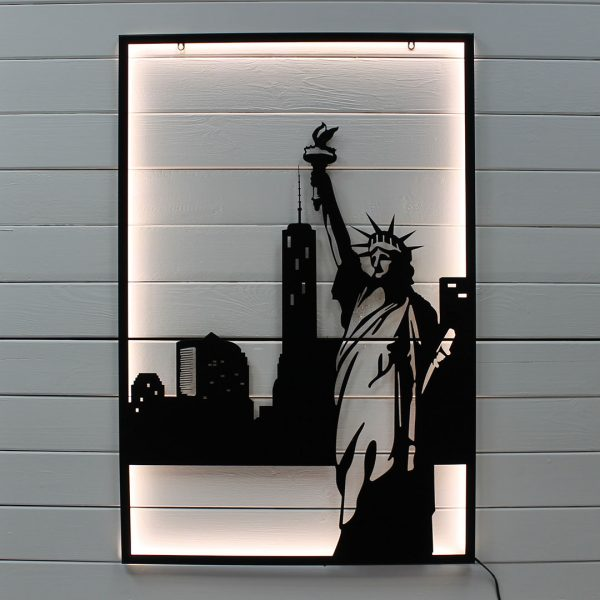 Статуя свободы декор